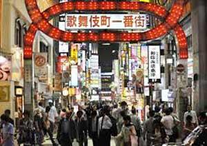歌舞伎町イメージ