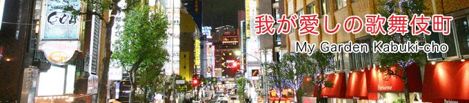 歌舞伎町タイトル